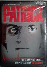 PATRICK - Franklin DVD Thompson Penhaligon Helpmann Blake Nuovo Sigillato