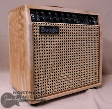 Mesa Boogie Mark V 35 Combo with Premier Quilted Maple and Wicker Grille
