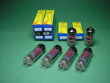 Röhrensatz  = 4 x EL84 JJ (matched Quad) + 2 x ECC83S JJ NEU -> tube amp