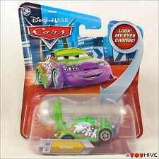 Disney Pixar Cars Wingo import #53 Look! Eyes Change - lenticular series