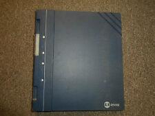 1998- Saab 9-3 9 3 Automatic Transmission Anti Lock Brake System Service Manual