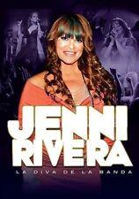 USED (VG) Rivera, Jenni - La Diva De La Banda (2013) (DVD)