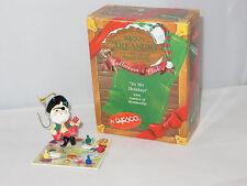 """""""Yo Ho Holidays"""" 1996 Enesco Treasury Of Christmas Ornaments - T0003 - Mib"""