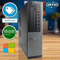 Dell Desktop Computer i5 Quad Core 16GB RAM 2TB HD Windows 10 Pro DVD WiFi HDMI