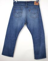 Levi's Strauss & Co Hommes 506 Extensible Jambe Droite Jean Taille W38 L30