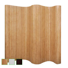 Bambus Paravent Raumteiler Trennwand Sichtschutz spanische Wand Dekowand