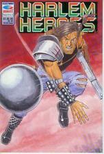 Harlem Heroes # 6 (of 6) (Kev Walker) (Quality Comics EE. UU, 1993)