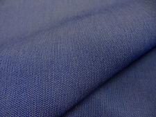 tissu bâche téflon 4 saisons bleu  chambrai 1.60m de large