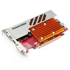 PowerColor ATI Radeon AX5450 passive 128MB PCI-E Grafikkarte DVI, VGA, HDMI
