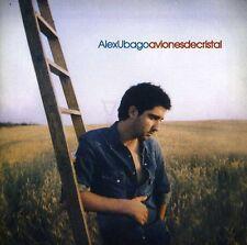 Alex Ubago - Aviones de Cristal [New CD] Manufactured On Demand, Marked / Cut Pr