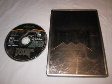 Doom 3: Limited Collector's Edition (Microsoft Xbox) Game in Case Excellent!