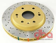 Disc Brake Rotor-LT Front DISC BRAKES AUSTRALIA DBA42010XS