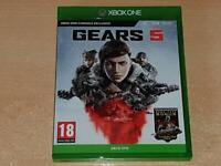 Gears 5 Xbox One Gears of War **FREE UK POSTAGE**