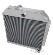 1949-1952 Plymouth Special Deluxe Aluminum 3 Row Champion Radiator