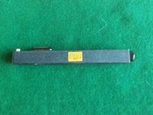 Vintage Handheld Surveying Sight Level also used in Construction