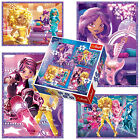 Trefl 4 In 1 35 + 48 + 54 + 70 Piece Girls Star Darling Friends Jigsaw Puzzle