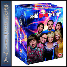 THE BIG BANG THEORY - COMPLETE SEASONS 1 2 3 4 5 6 7 & 8  *BRAND NEW DVD BOXSET*