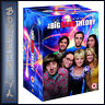 THE BIG BANG THEORY - COMPLETE SEASONS 1 2 3 4 5 6 7 & 8  *BRAND NEW DVD BOXSET*