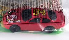 Hot Wheels Promo McDonalds Happy Meal NASCAR Ronald #5 Red 1998 NIP