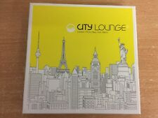 Various Artists - City Lounge, Vol. 6 (2009) 4CD ALBUM 7B