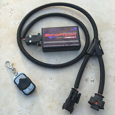 Centralina Aggiuntiva Fiat 500 0.9 86 CV Chip Tuning Box + Telecomando on/off