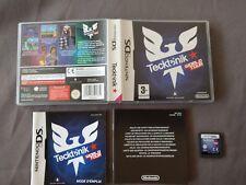 TECKTONIK WORLD TOUR pour Nintendo DS