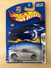 Cadillac Cien Concept 1/64 Silver Hot Wheels First Editions Anniversary New
