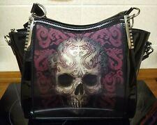 Anne Stokes 3D Skull Lenticular Bag - Brand New