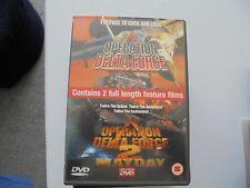 Operation Delta Force +Operation Delta force 2 ( Mayday ) DVD