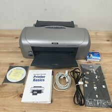 EPSON STYLUS PHOTO R220 Inkjet Printer Photo and CD/DVD Printing Made Easy
