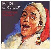 Bing Crosby's Christmas Classics (CD) • NEW