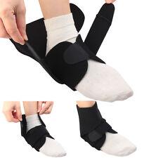 Andux Adjustable Foot Orthotic Correction Ankle Plantar Fasciitis Support Brace