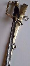 NAPOLEONIC FRENCH HUSSAR GRENADIER'S CAVALRY GENERAL'S SWORD CA 1805 WATERLOO