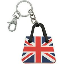 Blue Banana Union Jack Handbag Keyring Collectable/Keys/England/British/UK/NEW