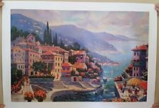 """""""Mystique"""" by Charles Lee Limited Edition Lithograph 40 X 28 Signed"""