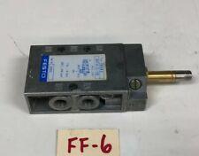 Festo Mfh 5 18 Solenoid Valve 2 Position 5 Port Pressure 24 120psi 18 Ports