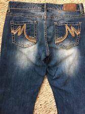 "Maurice's Original Women's Jeans Size 5/6 Inseam L- 34"""