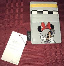 Loungefly Disney Mickey & Minnie Street Style Cardholder New