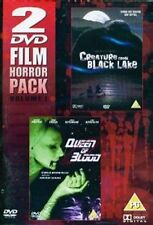Creature From Black Lake / Queen of Blood, NEW SEALED, Reg0, Basil Rathbone, DVD