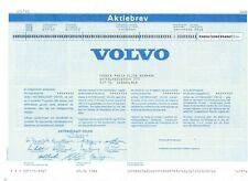 VOLVO  1986   Automobile