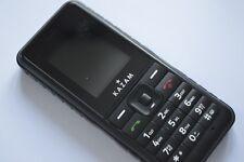 KAZAM Kazam Life R2 - Black (Unlocked) Mobile Phone BIG BUTTON TOUGHPHONE IP67
