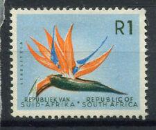 Sudafrica 1961 Mi. 299 Nuovo ** 100% Uccello del paradiso dei fiori