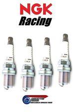 Set 4x Ultra Cold NGK V-Power Racing Spark Plugs HR9 For S14 200SX Zenki SR20DET