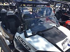 2014-2018 POLARIS RZR ,RZR4 1000, 2015-18 RZR 900,900S 1/4 FOLD DOWN WINDSHIELD