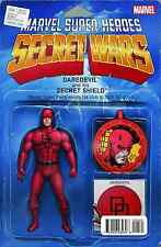 Secret Wars 6 John Tyler Christopher Action Figure Variant Spiderman 2015 Series