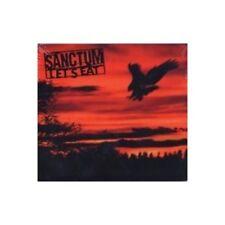 Sanctum - Let's Eat COLD MEAT INDUSTRY CD NEU OVP