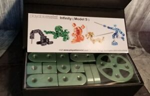 Playable Metal - Infinity (Model S) - Green