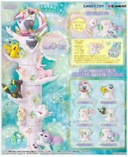 Re-Ment Pokemon Forest 6 Shining Place Complete BOX JAPAN