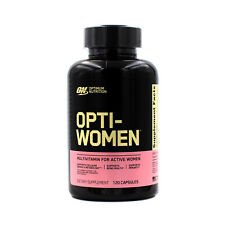 Optimum Nutrition Opti-Women 120 Ct - Daily Multi-Vitamin For Females