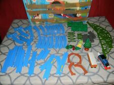 Thomas the Train Steam Along Thomas Set by Tomy 2005 FOR PARTS LOT